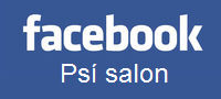 Psí salon na facebooku